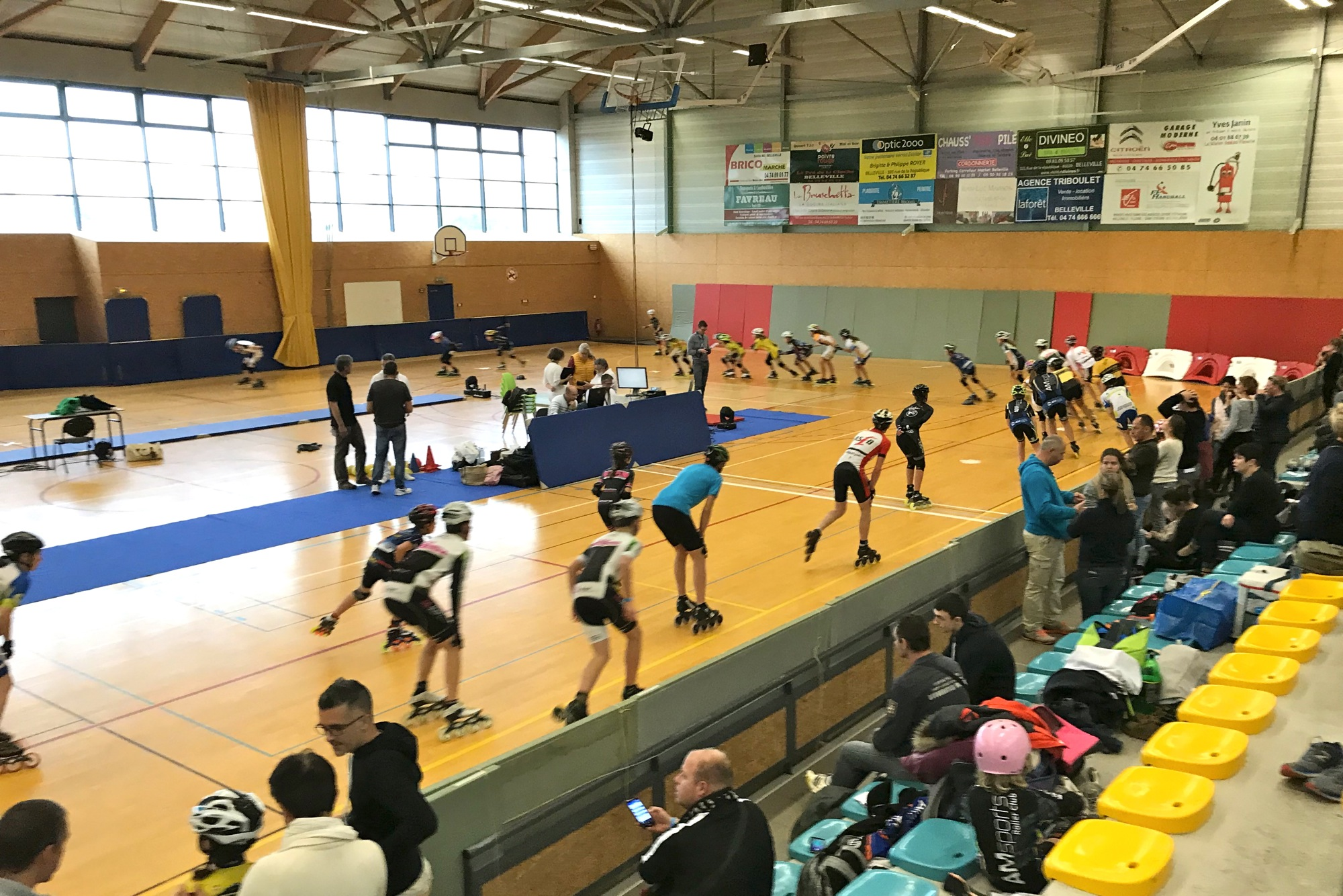 Challenge Indoor Absolu Belleville 2017