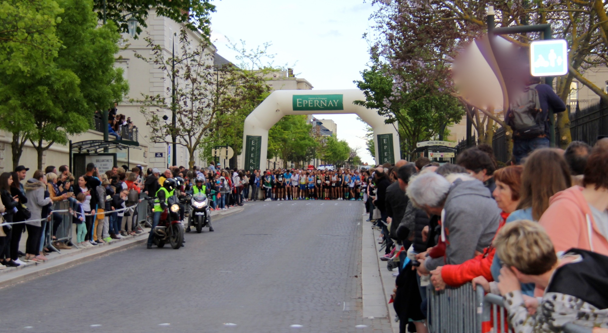 10km d'Epernay Pays de Champagne 2018
