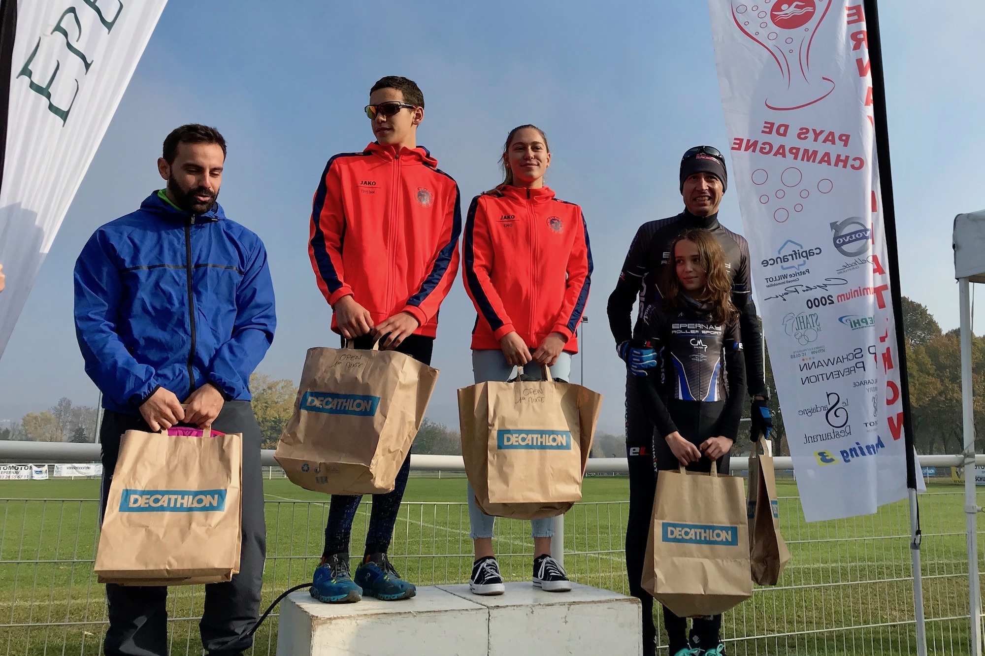 Bike & Run d'Epernay