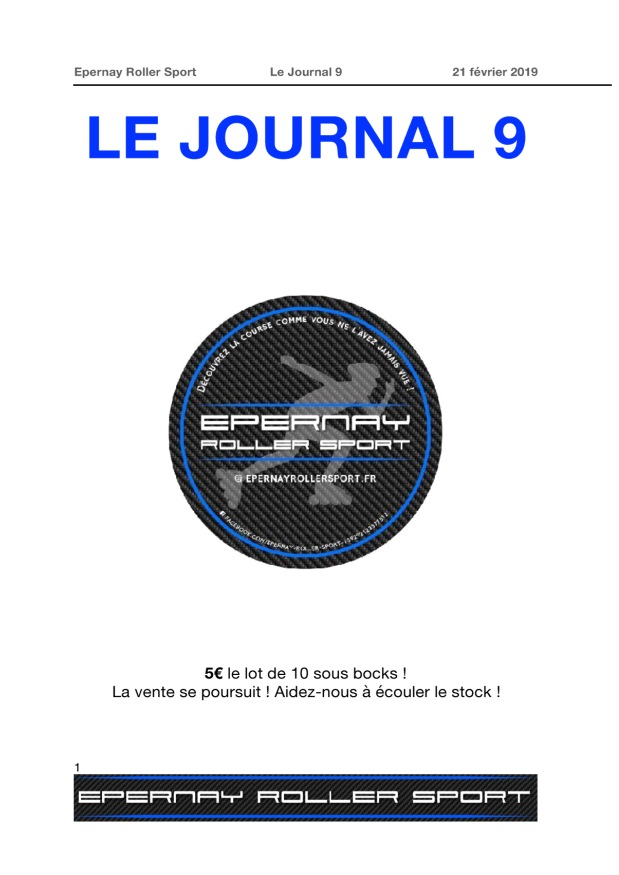 Le Journal ERS n°9